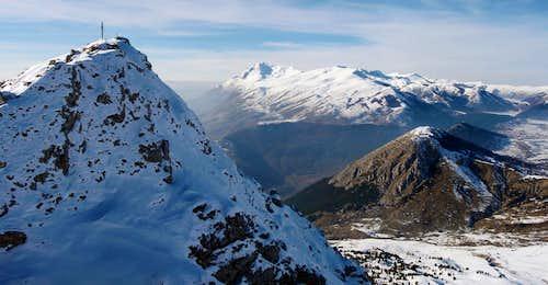 Serra di Celano Panorama