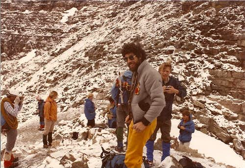 Temple, Banff, 1979?