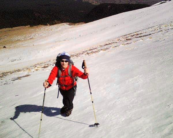 Ice and Crampons
