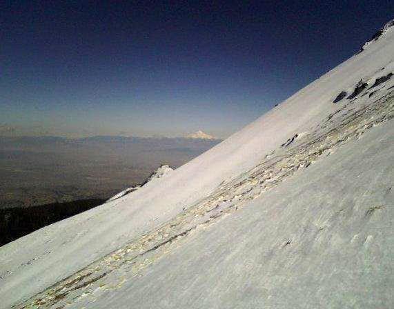 Malinche's slope