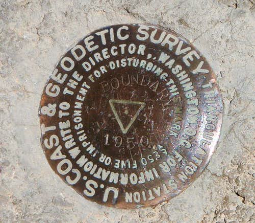 Boundary Peak Benchmark (NV)