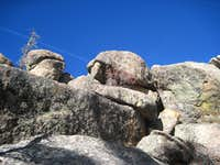 Pikes Peak Granite