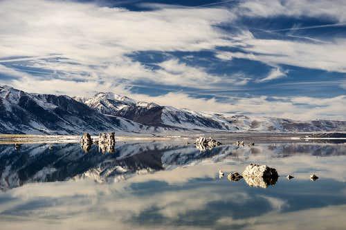 Mono Lake in Winter