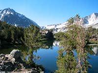 Looking at Long Lake with...