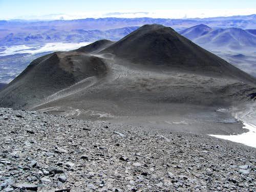 Volcancitos route