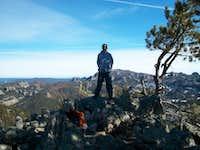 Sylvan Peak