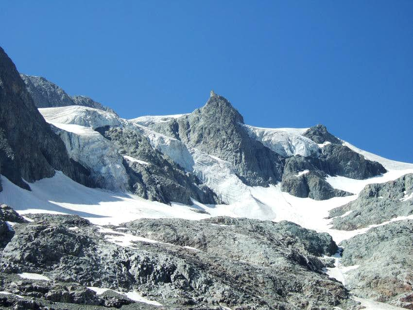 Glacier du Says