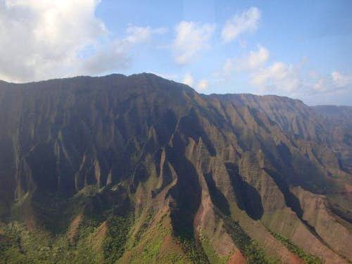 Cathedrals of Na Pali