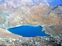 Della Rossa Lake