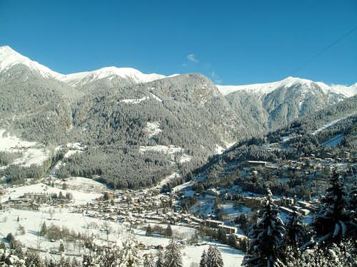 Badgastein in winter