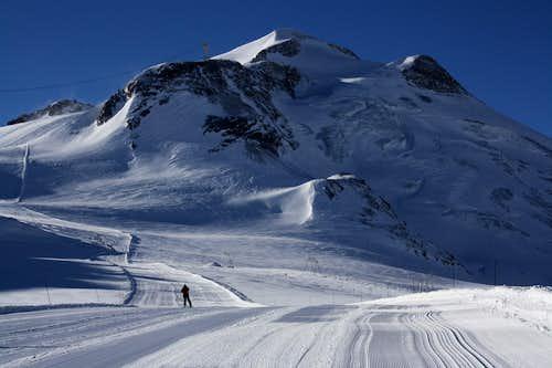 Ski week in Tignes, France