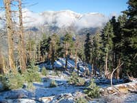 Mt. Baldy . . .