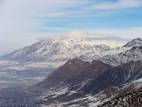 Malan's Winter Ascent