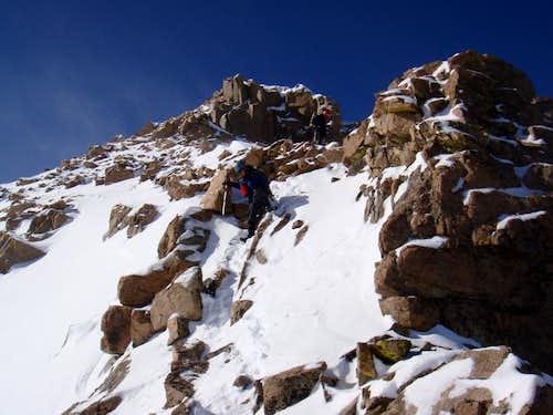 E Ridge Winter