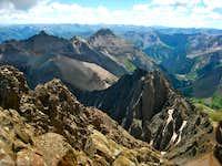Mt Sneffels summit