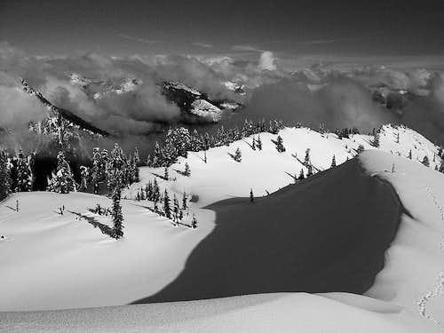 Granite Mountain, Central Cascades, WA