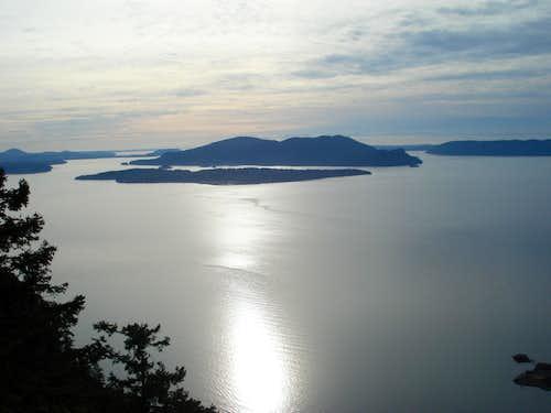 Eastern San Juan Islands