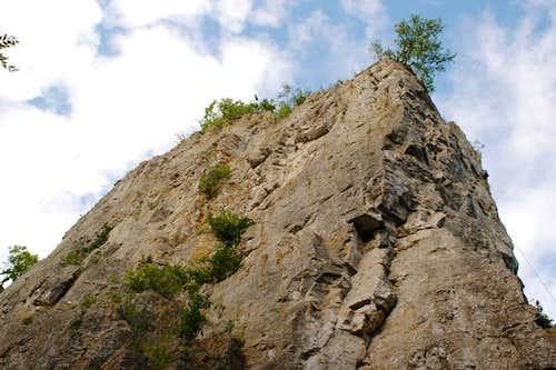 Falaises de Bourgogne - Burgundian cliffs