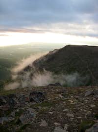 Flattop Mountain Cloud
