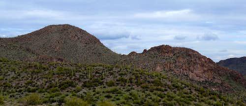 Garfias Mountain