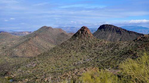 Hellgate Mountain