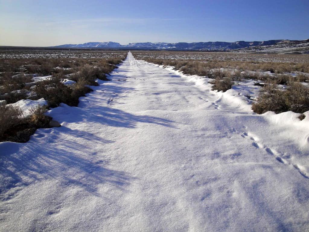 Buffalo Ranch Road