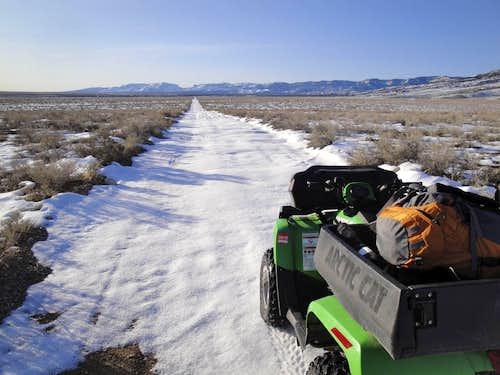 ATV Approach