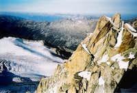 Summit of Aiguille du Tour...