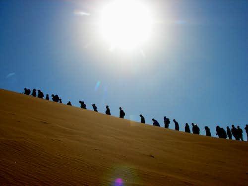 کاشان کویر مرنجاب (گروه کوهنوردی توانا)