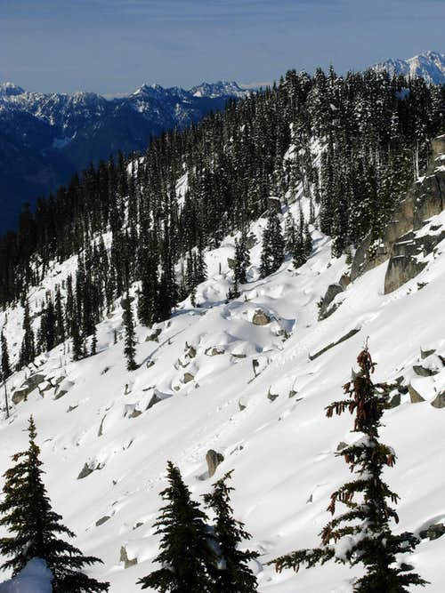 Beckler Peak - West Peak