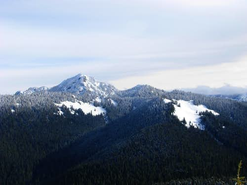 Mount Fernow and Alpine Baldy