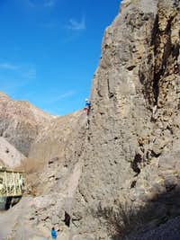 A Day In Owens River Gorge