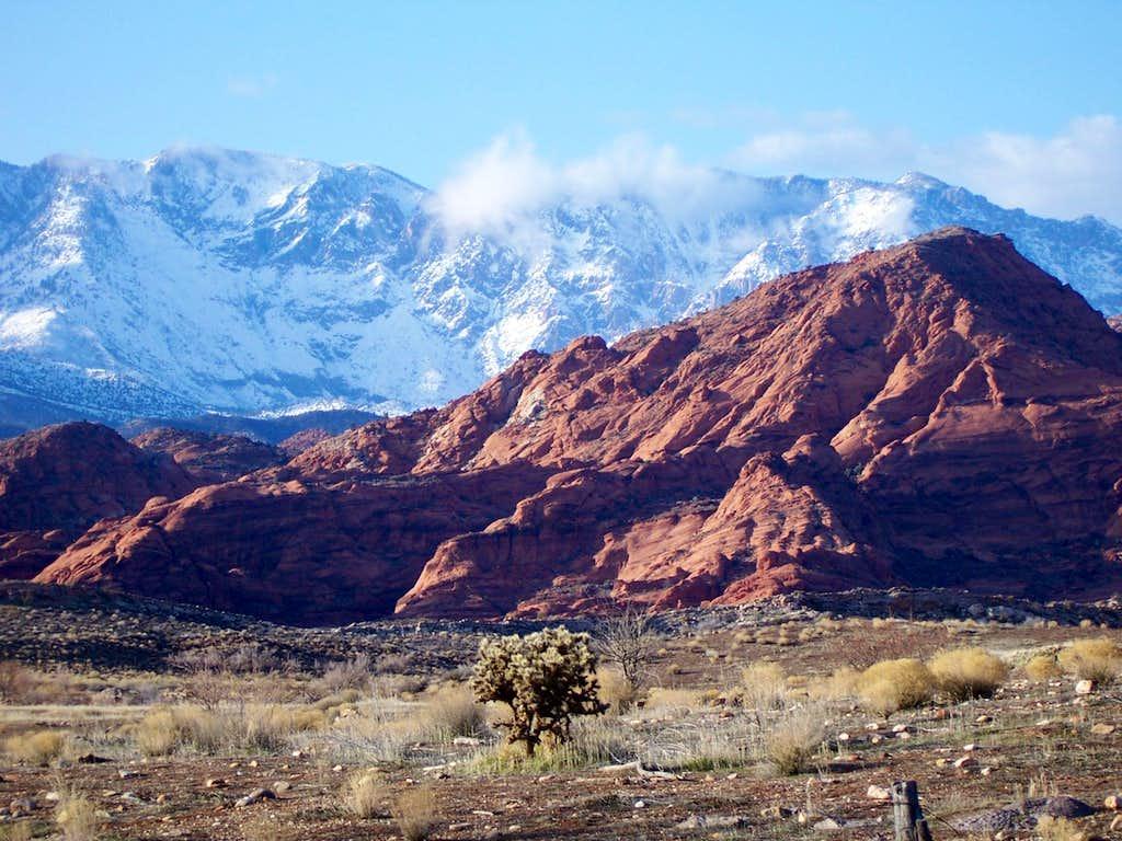 Pine Valley Mountains/Signal Peak