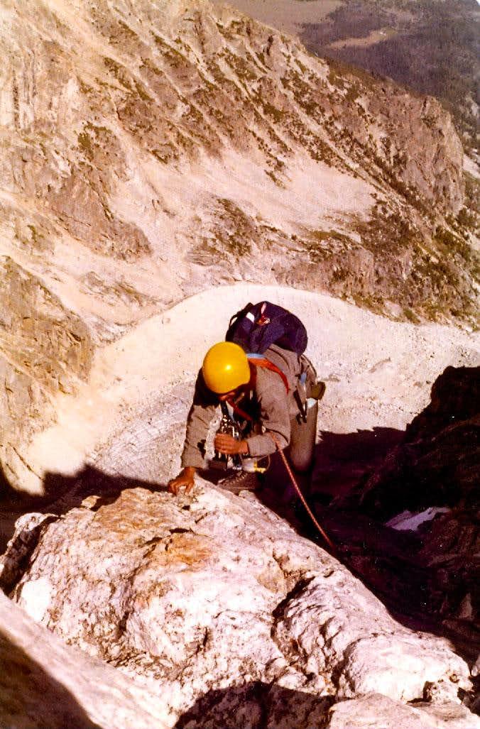 North Ridge - Grand Teton