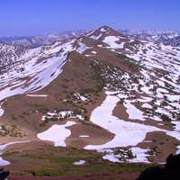 Sonora Peak seen from...