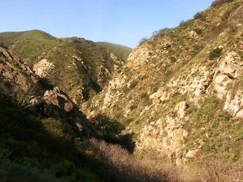 La Jolla Canyon