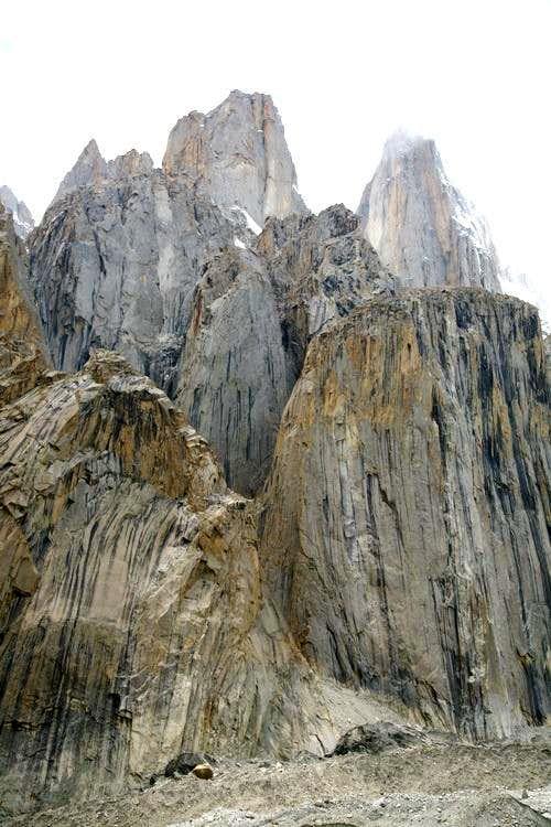 Uli Biaho Towers