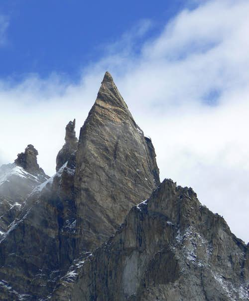 Peaks Of Baltistan(peaceful  area of Pakistan)