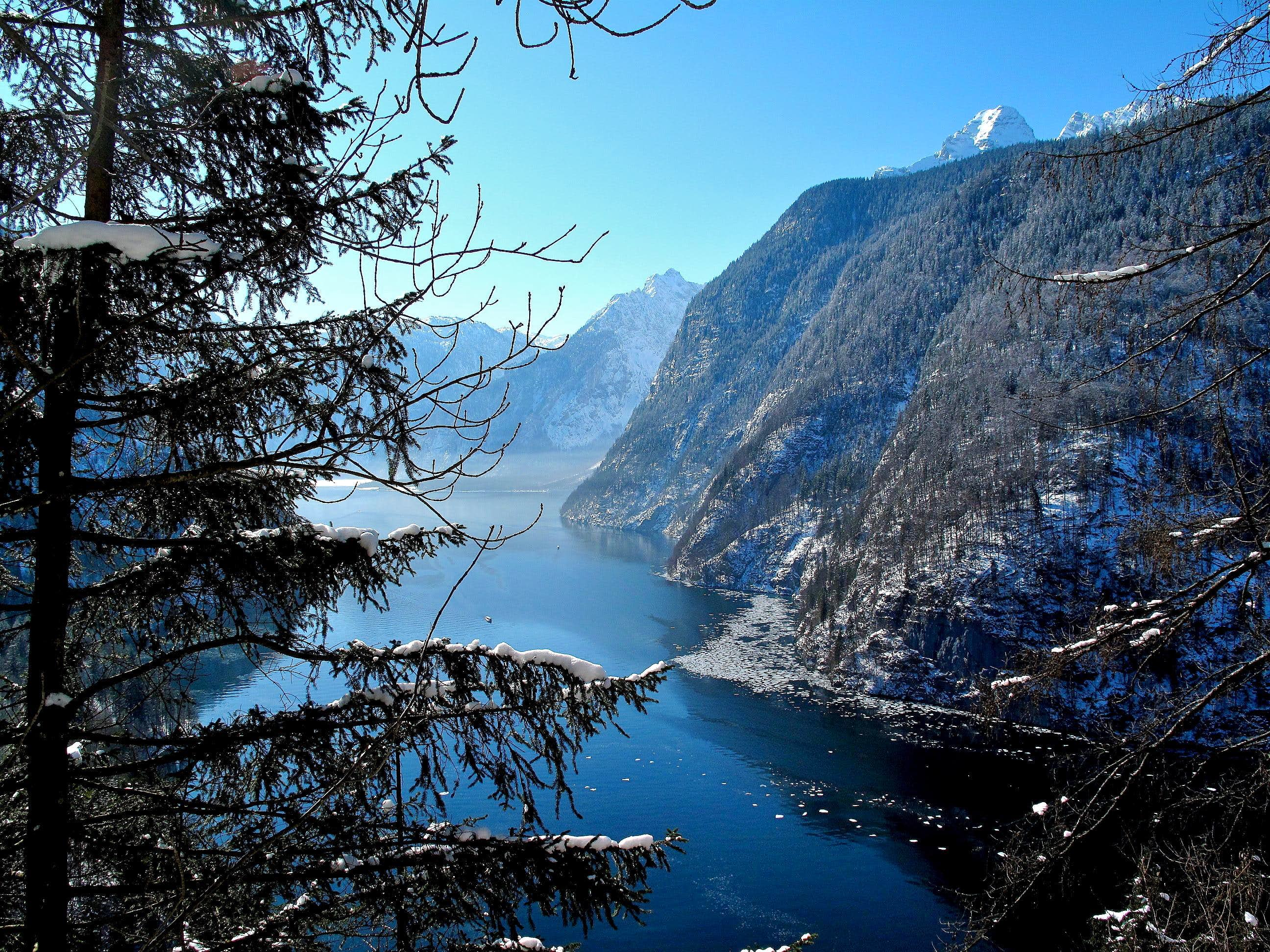 Images of the Koenigssee