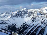 North Face - Mt Breitenbach