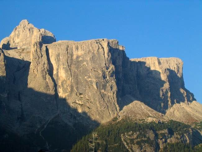 Sella Group, seen from...