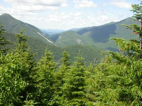 View of Mount Colden,...