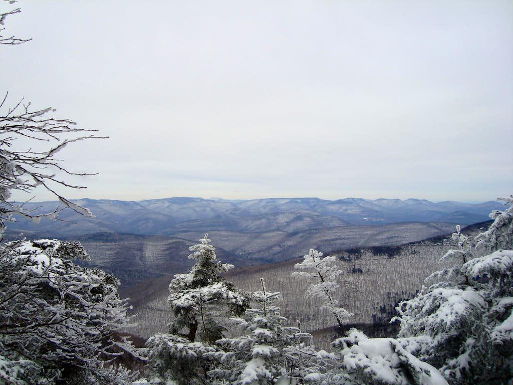 Slide Mountain View