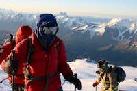 Mount Elbrus Strange