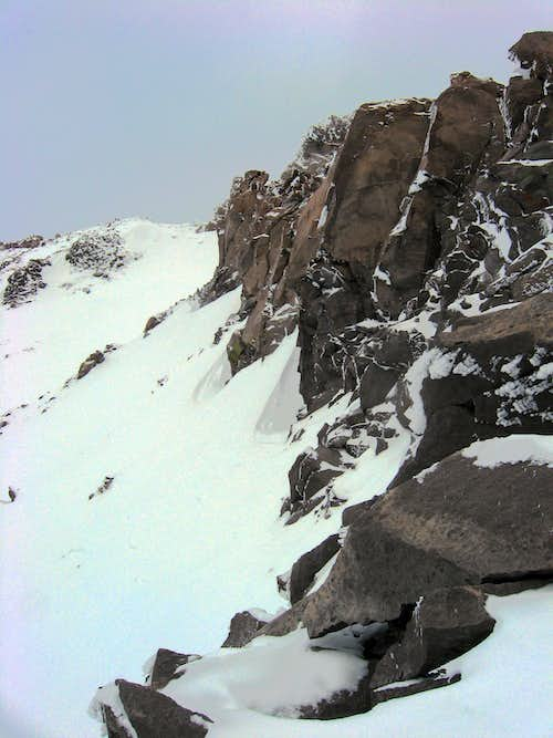 The Molar Traverse on Sargents Ridge