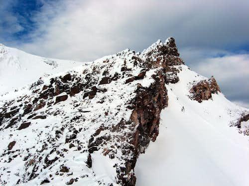 Dead End on Sargents Ridge