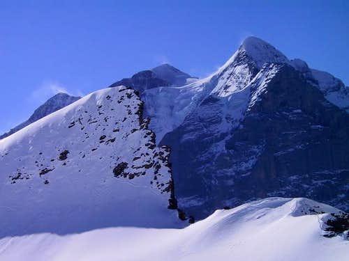 While climbing Wildgerst:...