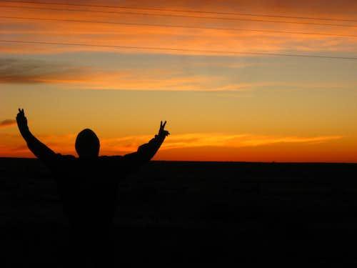 Black Mesa Road Trip!