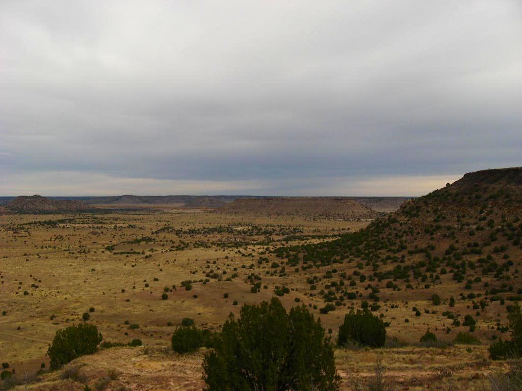 atop Black Mesa