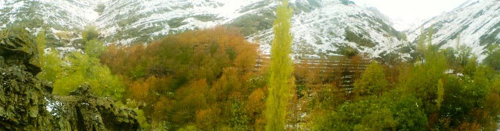 panorama from sangane bala